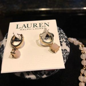 Lauren by Ralph Lauren necklace and earrings